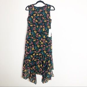 Calvin Klein Dresses - Calvin Klein dress floral beautiful size 4 NWT